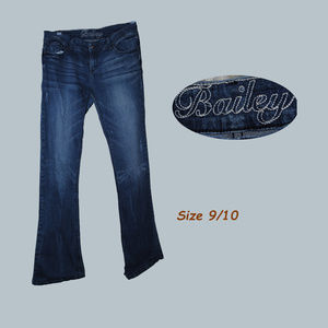 BAILEY DELIA'S Bootcut Flare Jeans Size 9/10 Tall